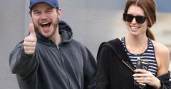 Chris Pratt And Katherine Schwarzenegger Leave Gym Amid Wedding Plans