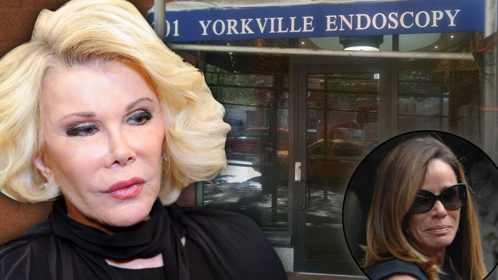 //joan rivers yorkville endoscopy pp