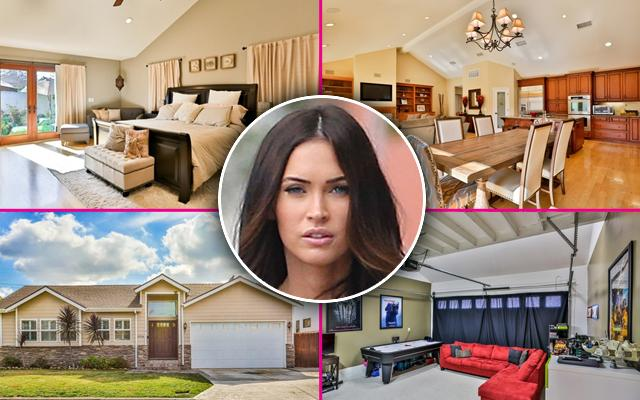 Megan Fox Divorce Selling House