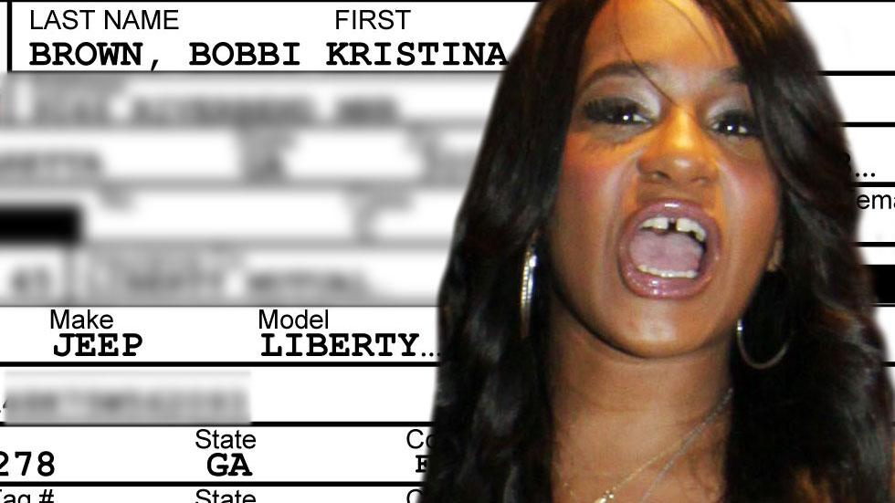 Bobbi Kristina Brown Car Accident Critical