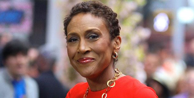 Robin Roberts Scores $20 Million Contract