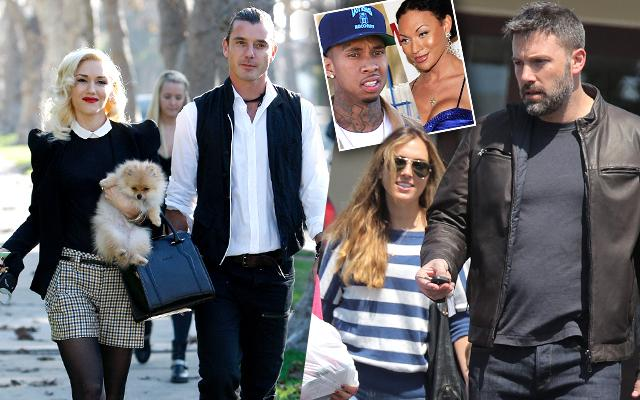 Celebrity Mistresses Other Women 2015