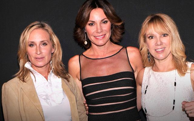 'Real Housewives Of New York City' Salary Contract Fight