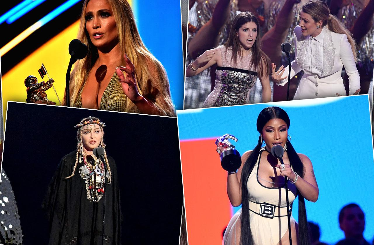 2018 VMA Most Shocking Moments