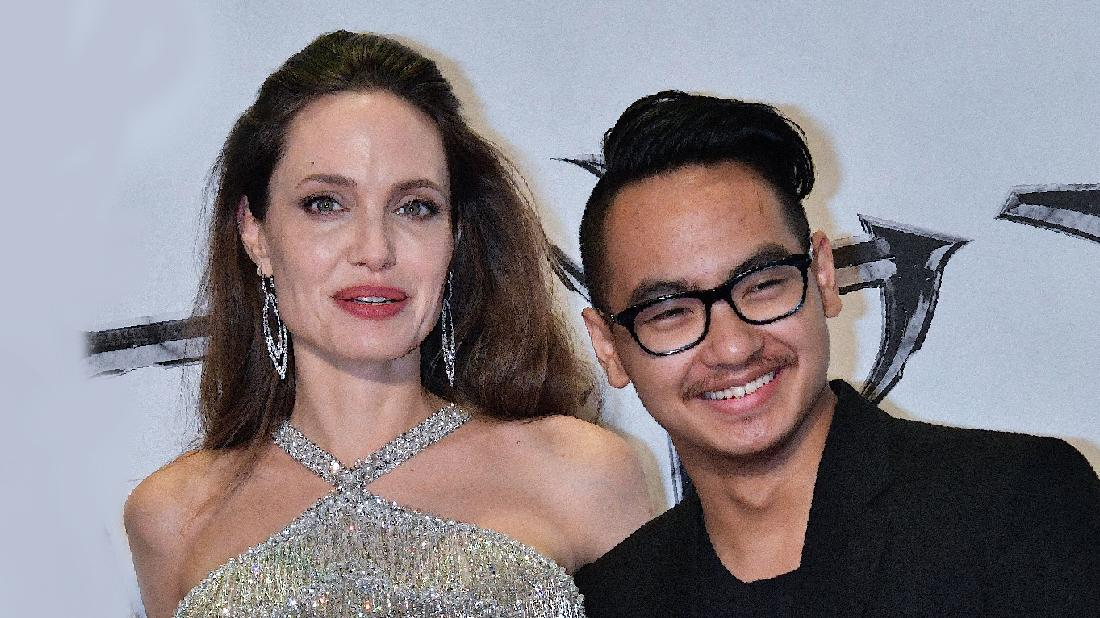 Angelina Jolie's Son Maddox Is Given College Nickname