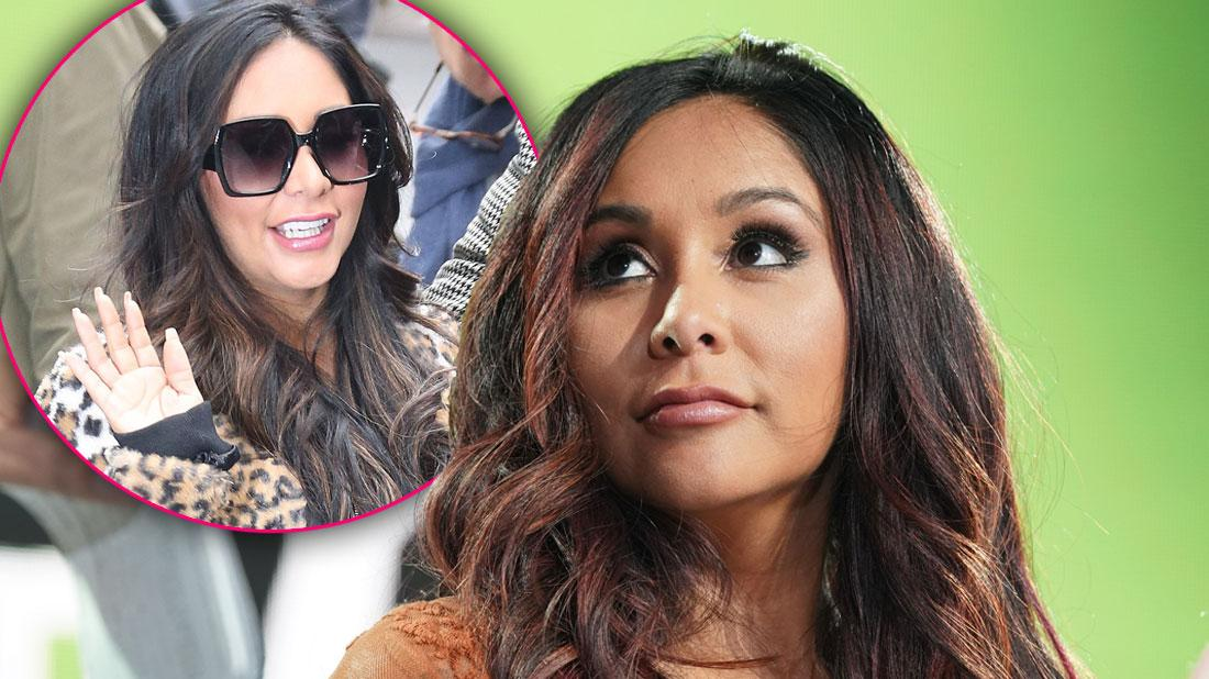 Snooki Was 'Forcing' Happiness Before Jersey Shore Exit