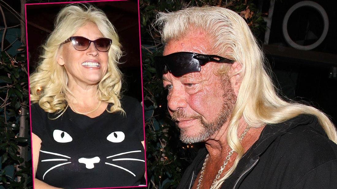 Duane Chapman Says He Goes To Therapy After Wife's Death