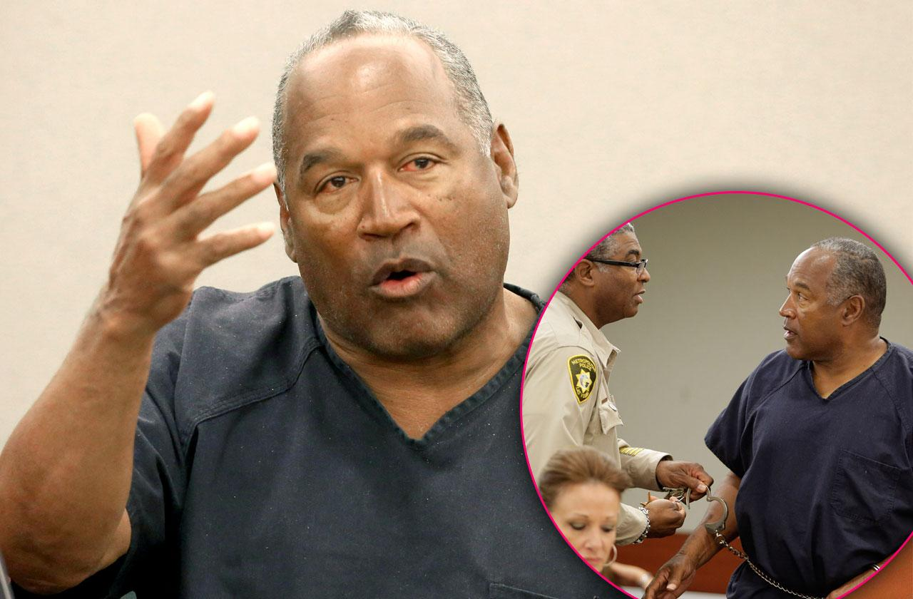 //OJ Simpson First Post Prison Interview pp