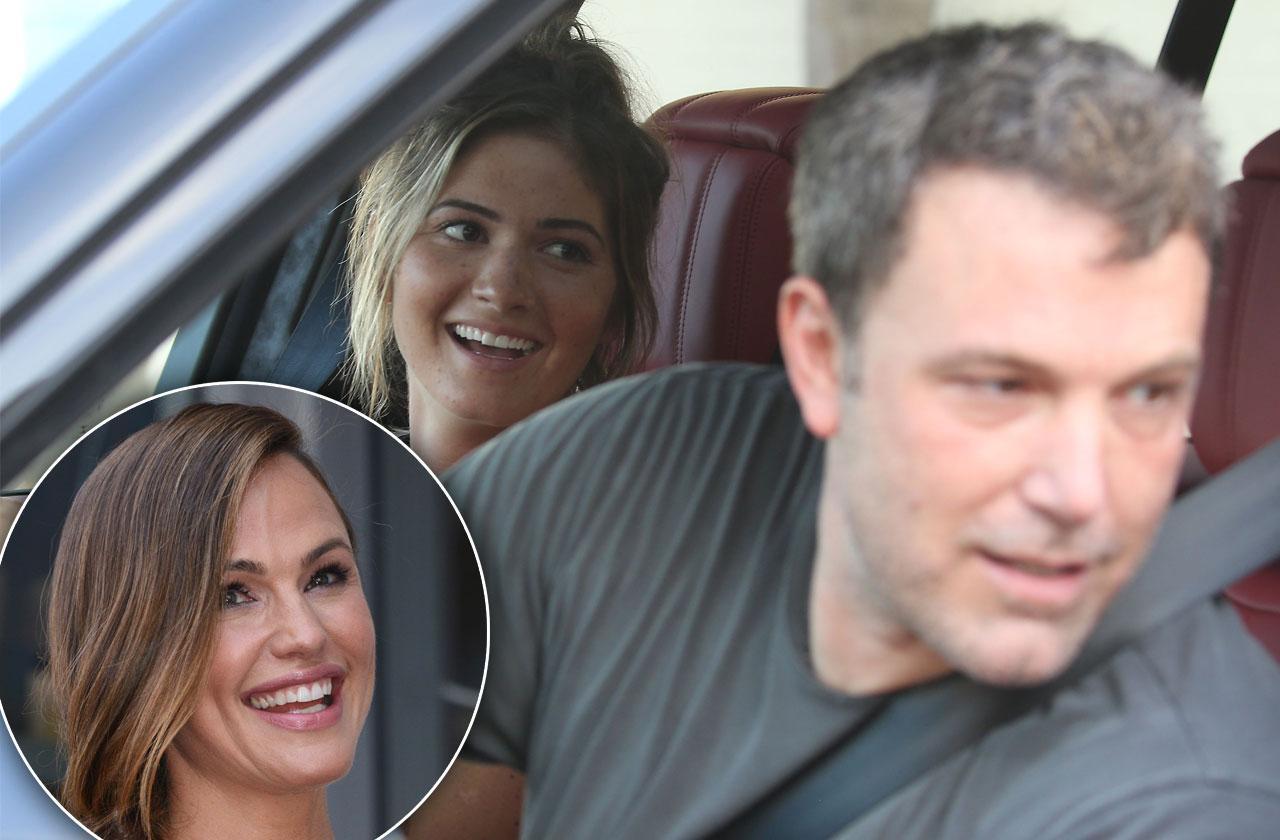 Jennifer Garner Not Surprised Ben Affleck Dating Playboy Model