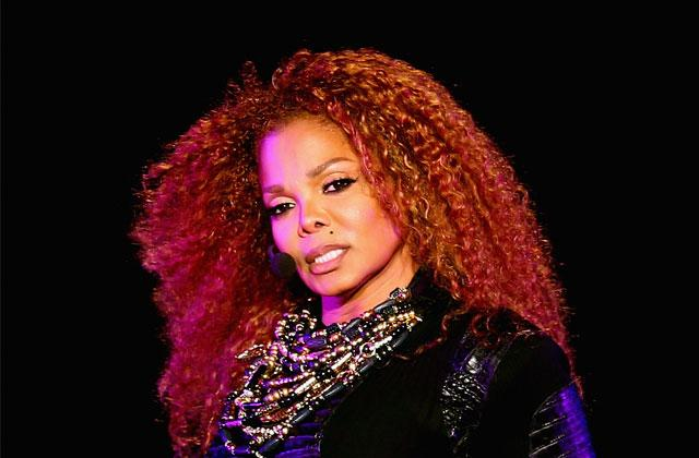 janet jackson pregnant first child cancer scare