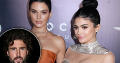 Kendall Kylie Didnt RVSP Brody Jenner Wedding
