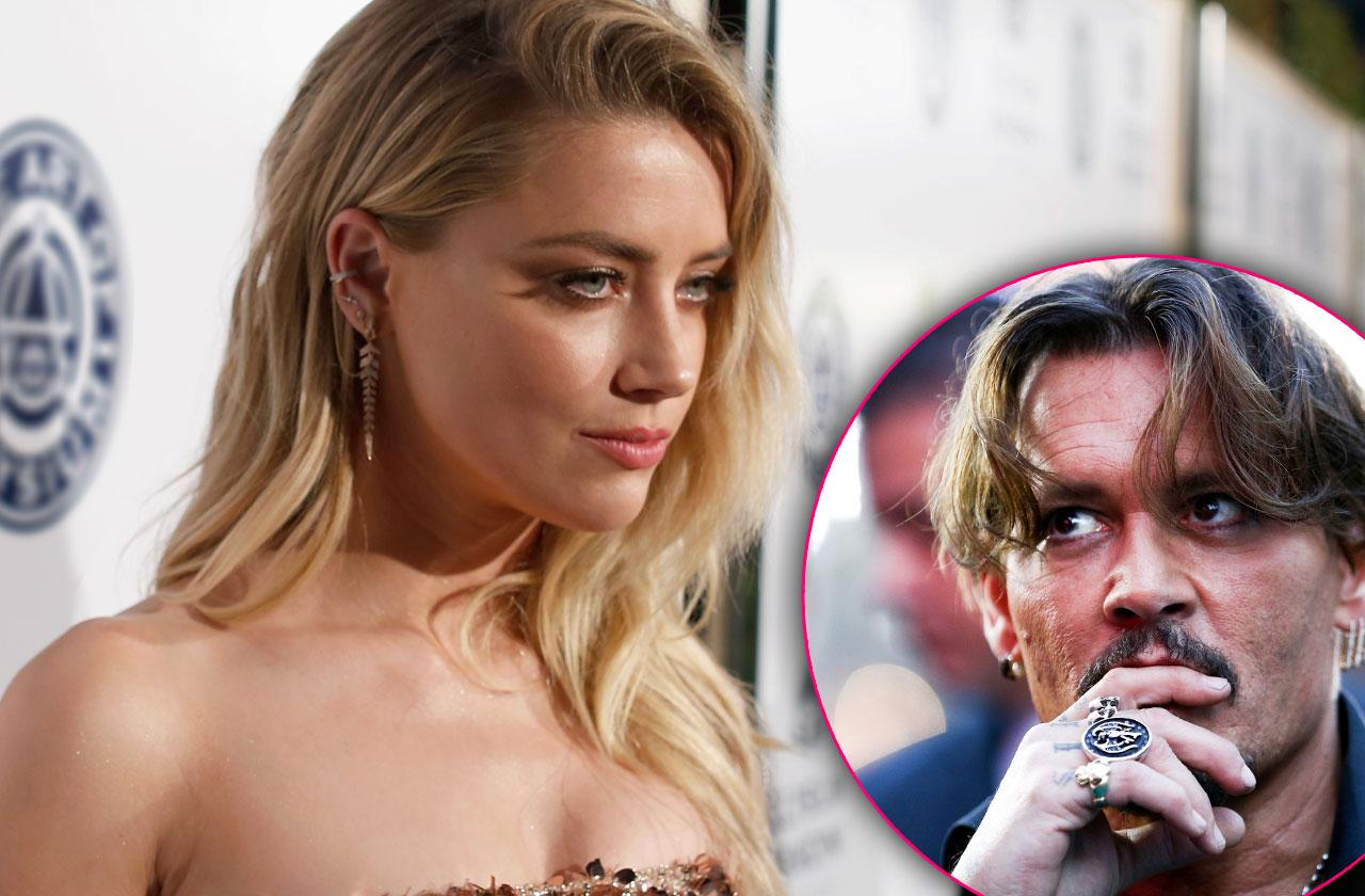 Amber Heard Divorce Sex Scenes Johnny Depp Jealous Lawsuit