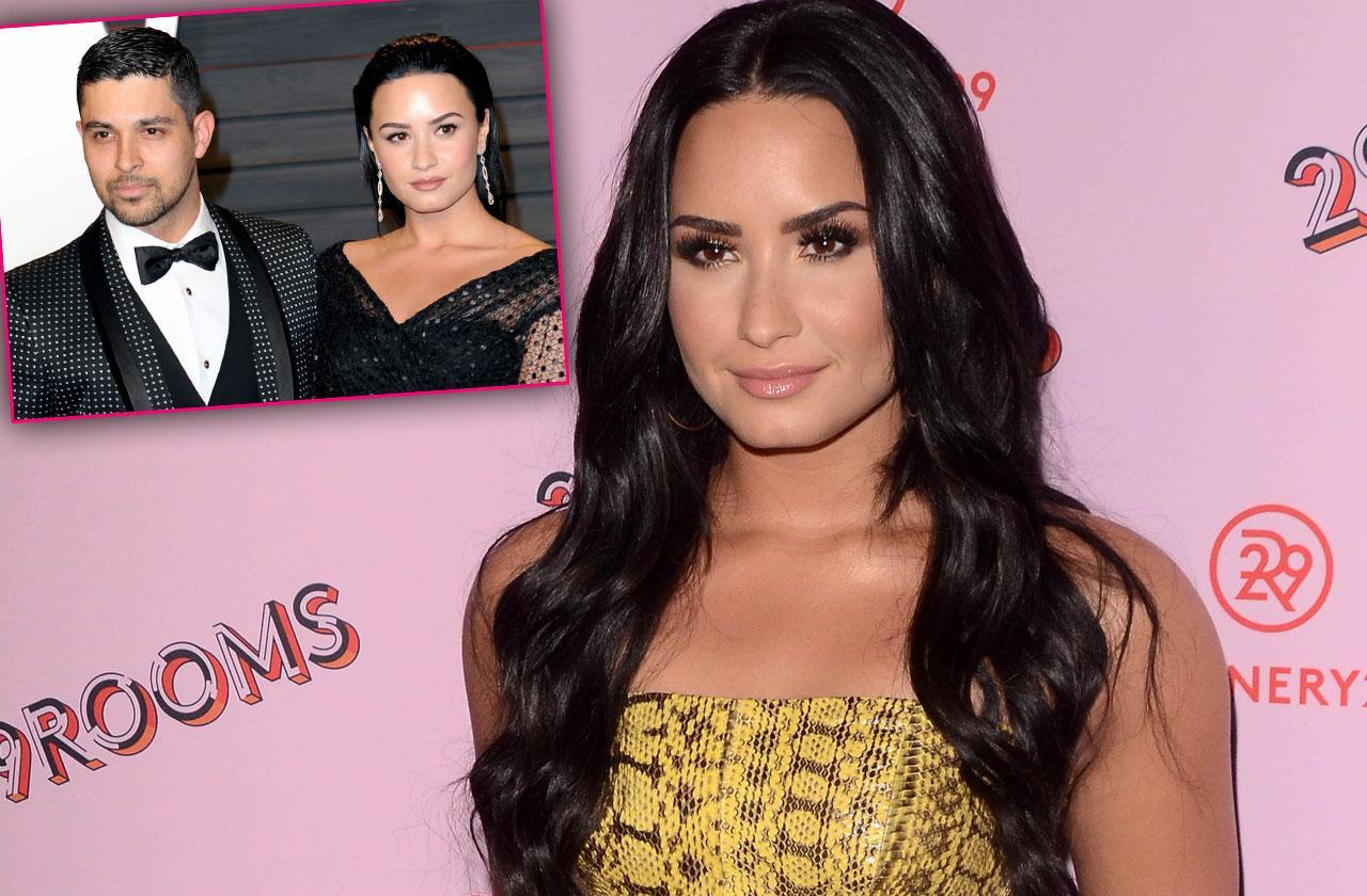 Wilmer Valderrama Visits Demi Lovato Hospital Overdose