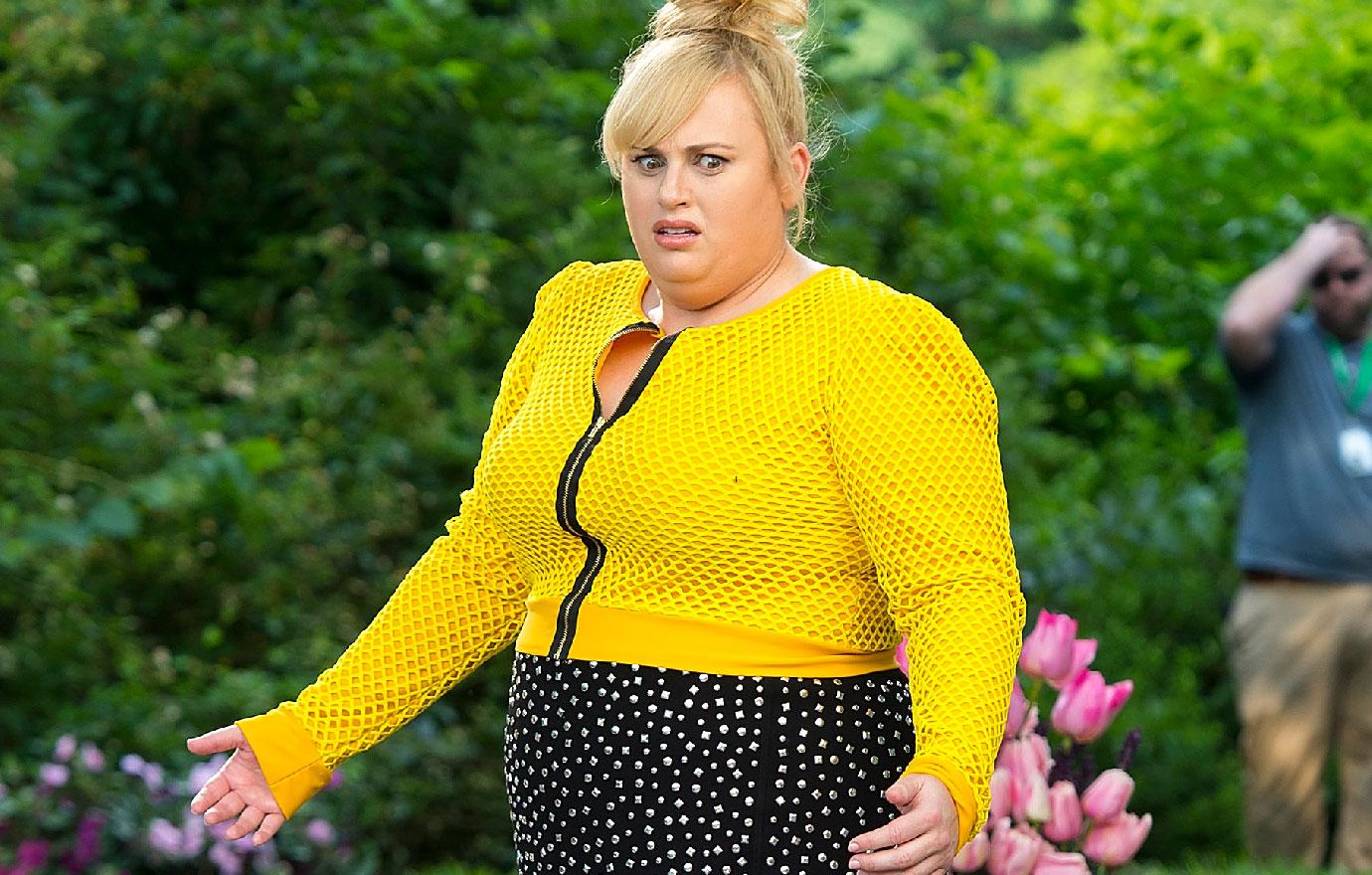 Rebel Wilson Tweets Sex Harassment Claims Against Male Star