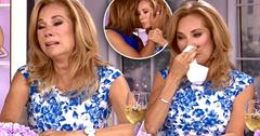 Kathie Lee Gifford Husband Frank Gifford Death Tearful Tribute