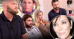Kris Jenner Bruce Under Control Sons Social Media