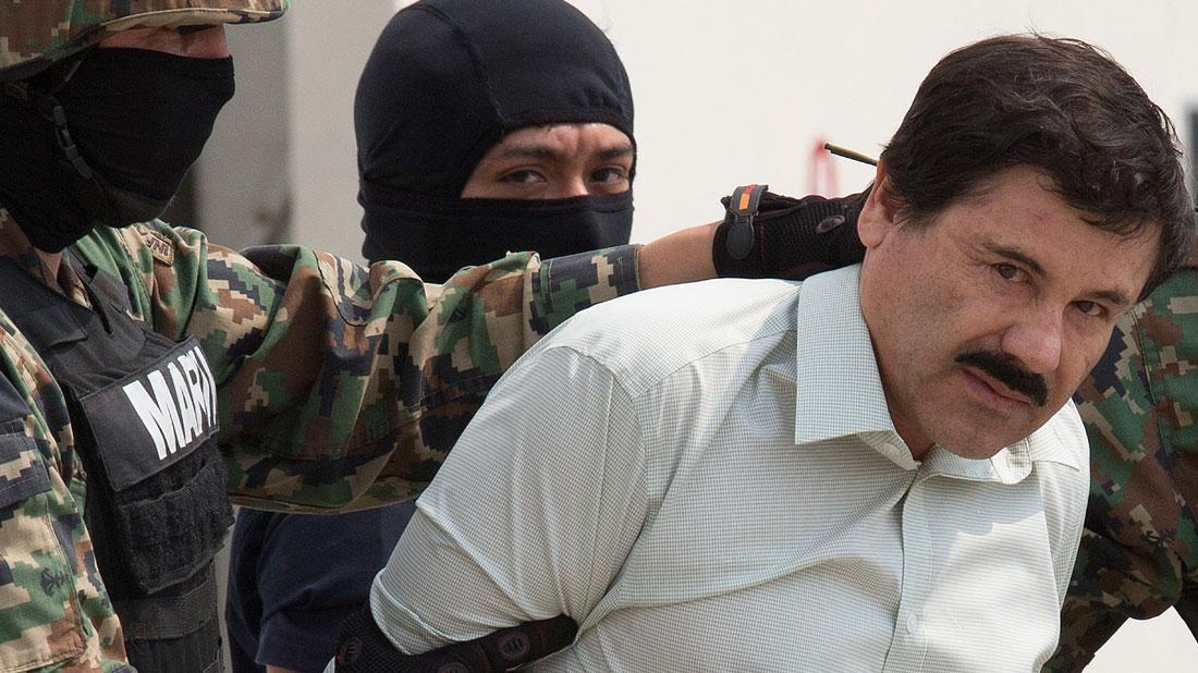 Mexican Drug Kingpin El Chapo Sentenced To Life In Prison