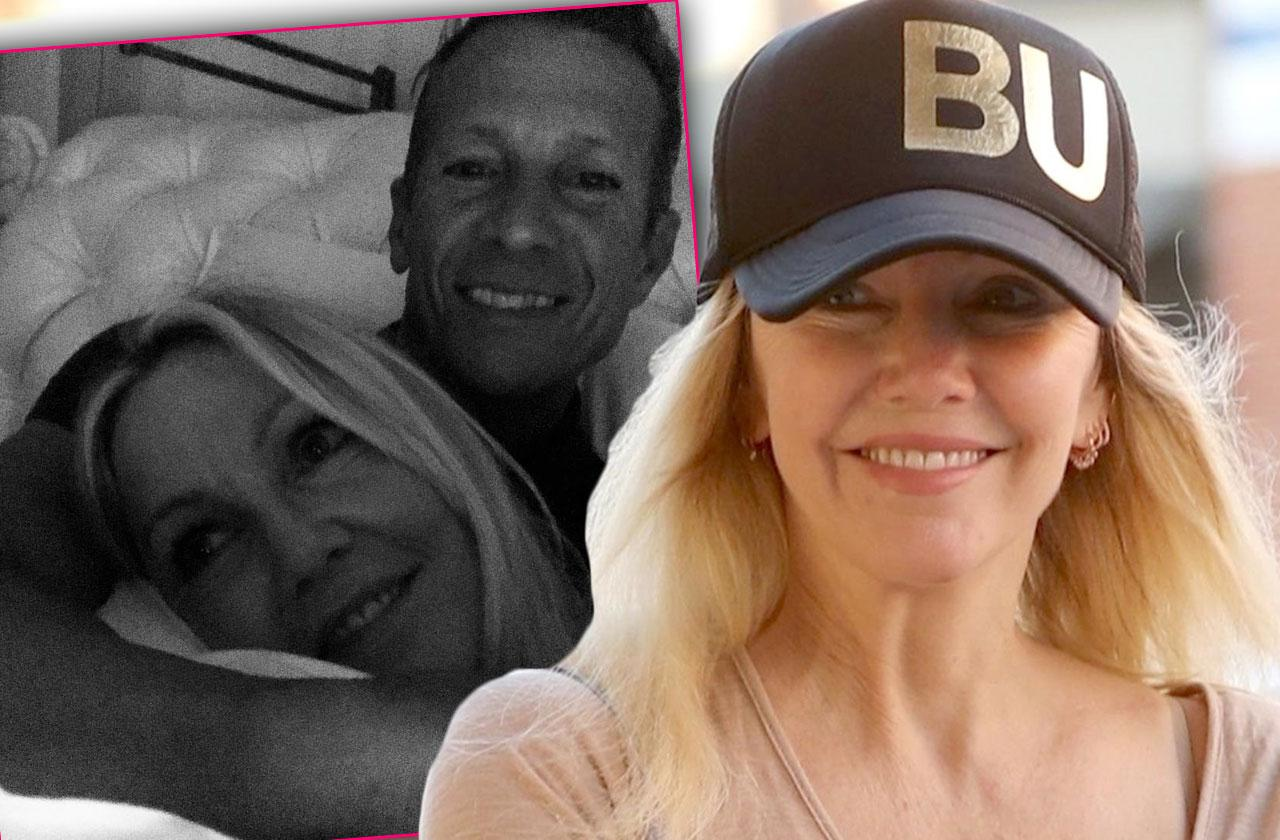 Heather Locklear & Chris Heisser Still Living Together
