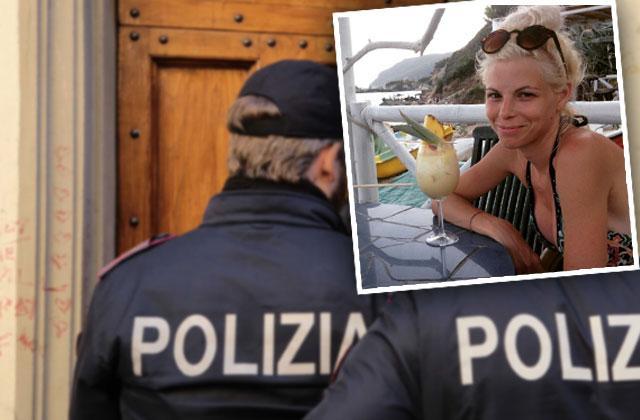 //american artist ashley olsen murder suspect arrested dna pp
