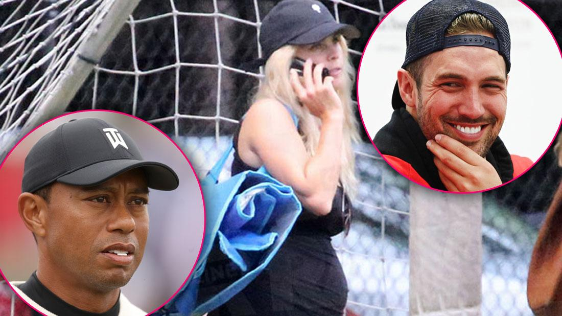 Tiger Woods Ex Elin Nordegren's Baby Daddy Is NFL Player Jordan Cameron