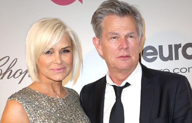 //Yolanda Foster David Foster Divorce Secrets pp