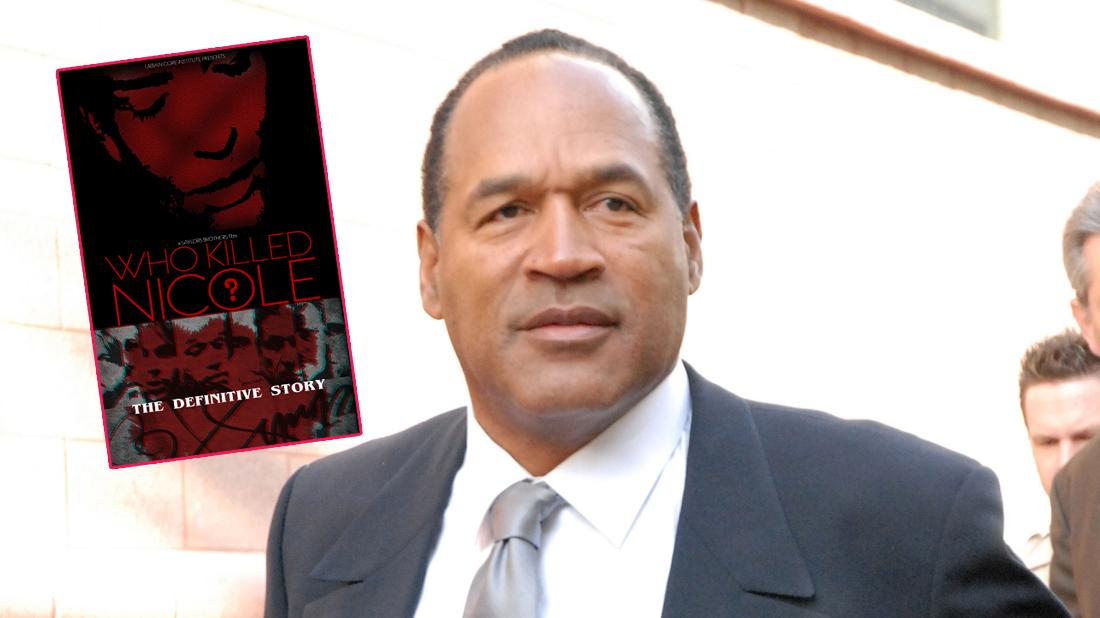 O.J. Simpson Is Innocent Of Murder, According To New Documentary Who Killed Nicole?