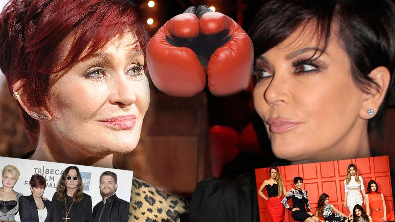 Kardashian Osbourne Family Feud