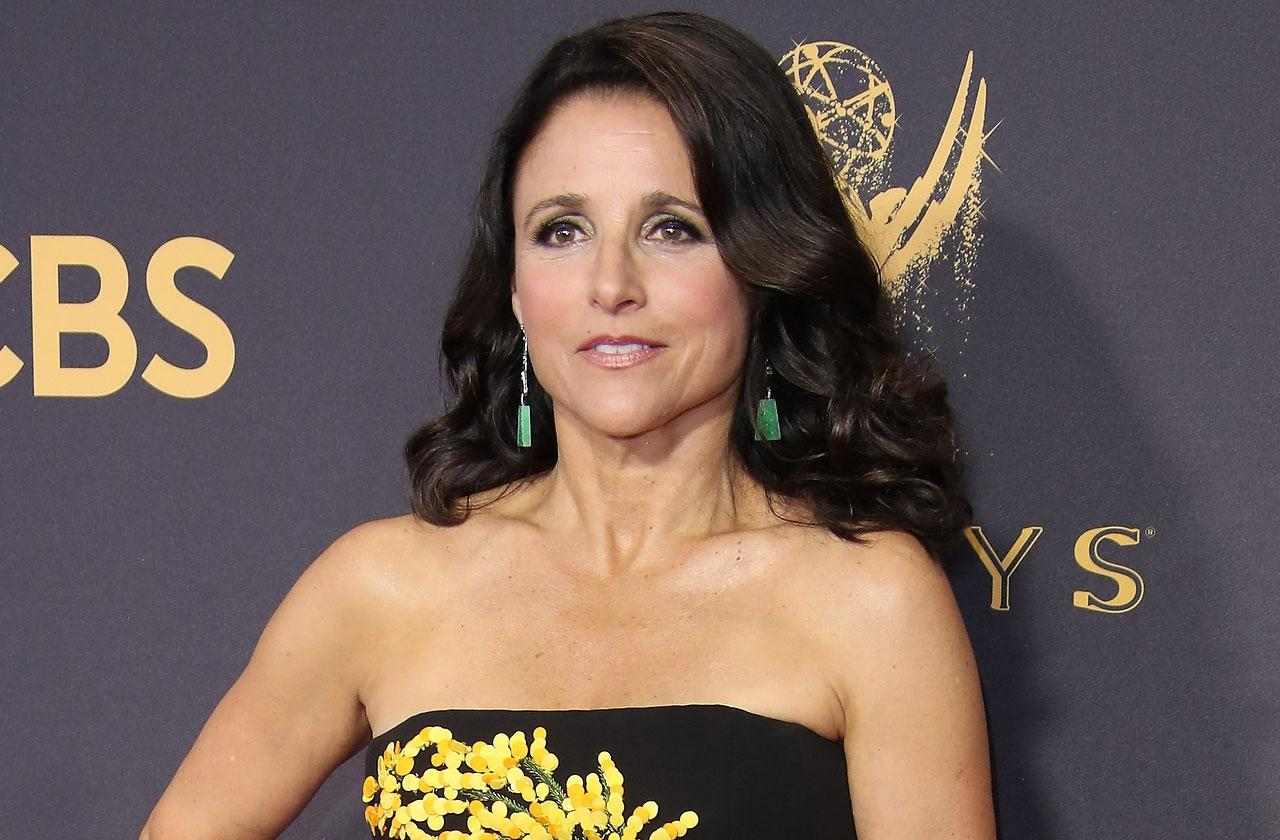 Julia Louis-Dreyfus‏ Breast Cancer