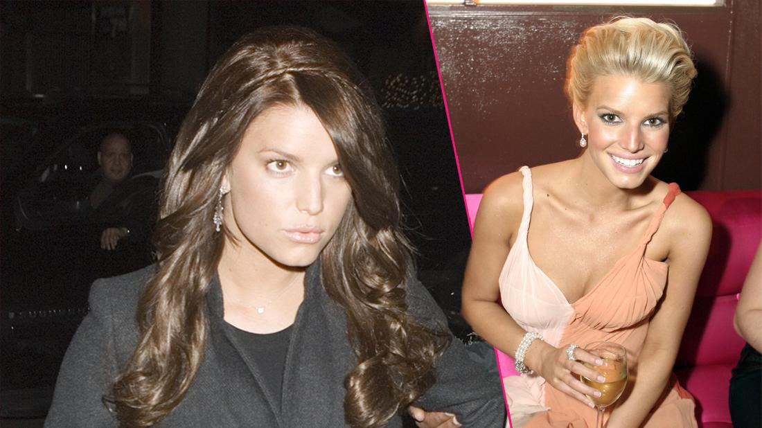 Jessica Simpson's Friends Planned Alcohol Addiction Intervention