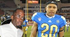 Diddy Justin Combs UCLA Football Brawl Cops