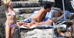//gwyneth paltrow bikini photos steamy pda boyfriend pp