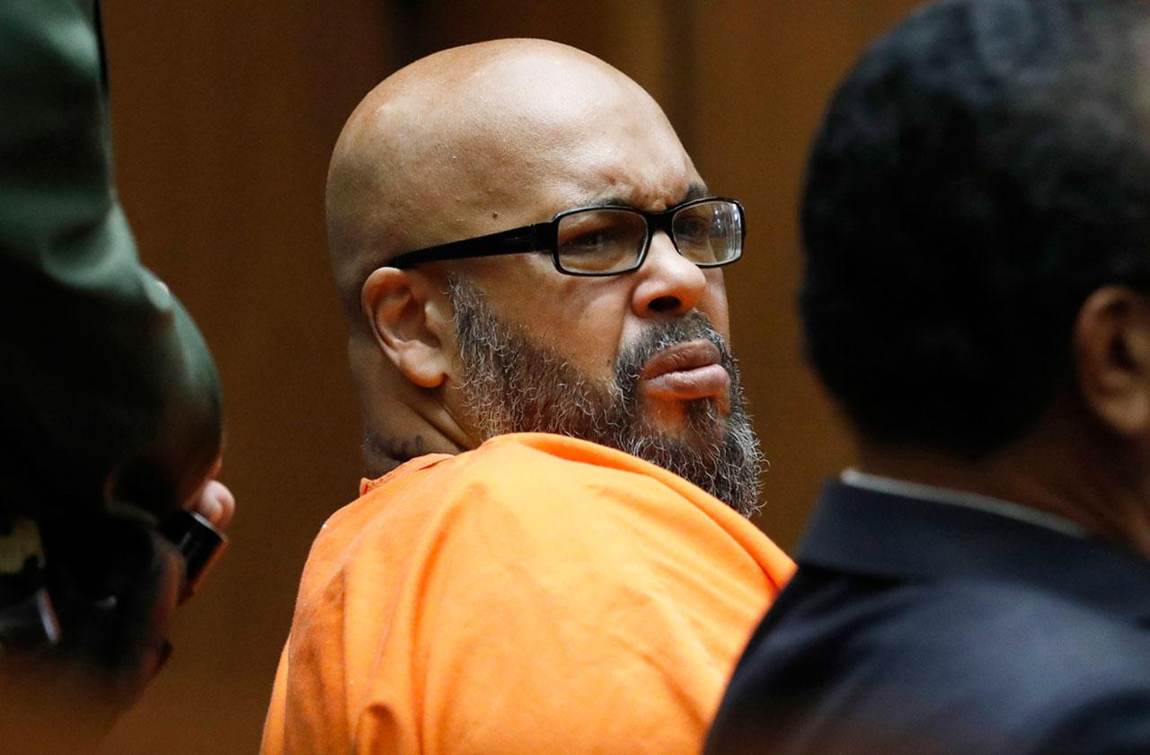 Marion Suge Knight 28 Year Prison Sentence