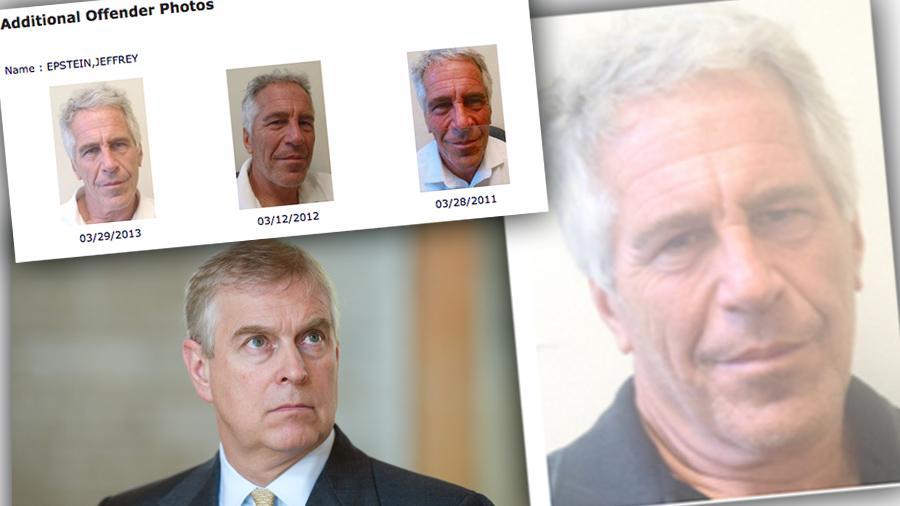 Royal Sex Scandal Prince Andrew Jeffrey Epstein Sex Registry