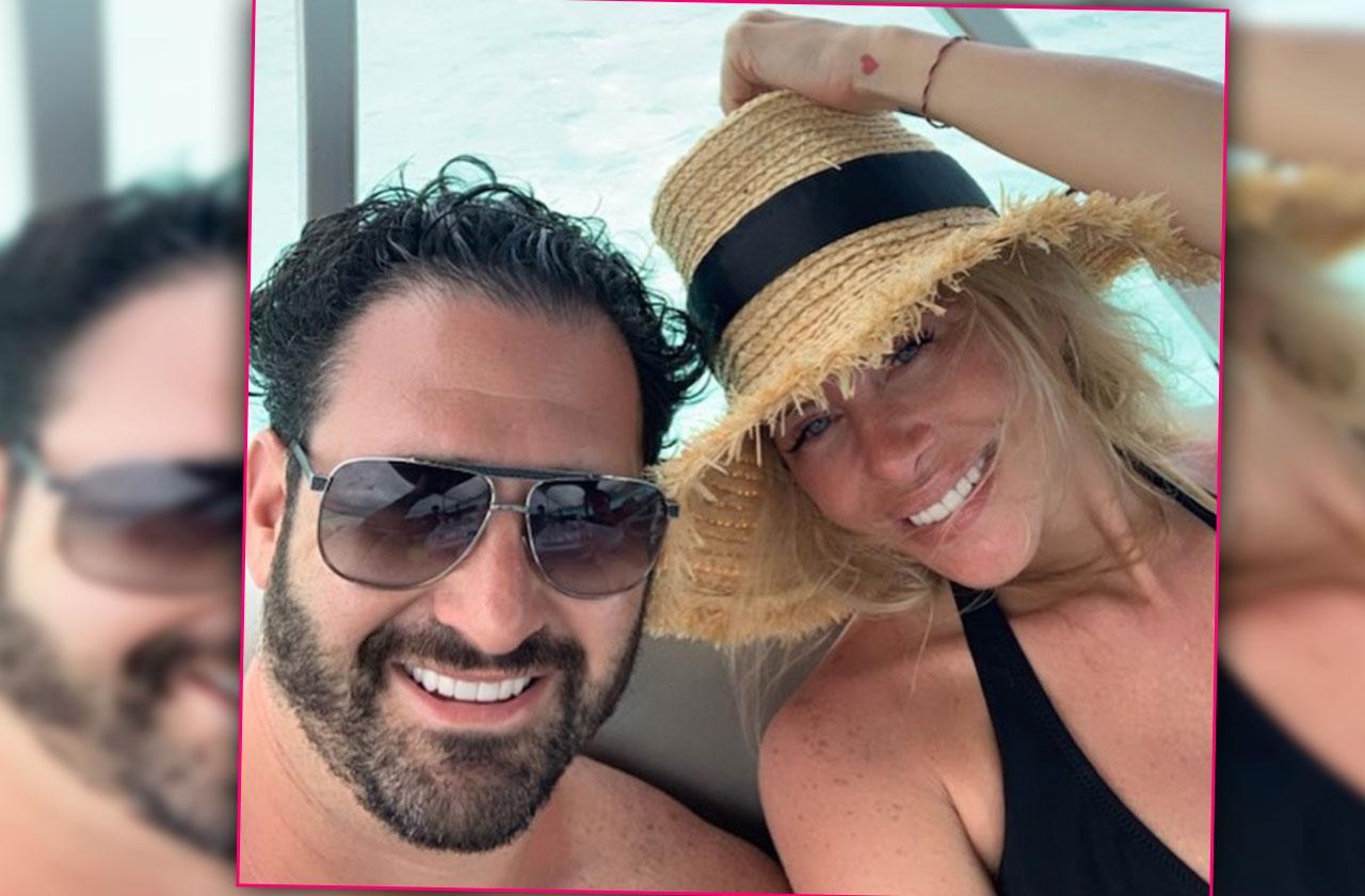 Dina Manzo Secretly Married