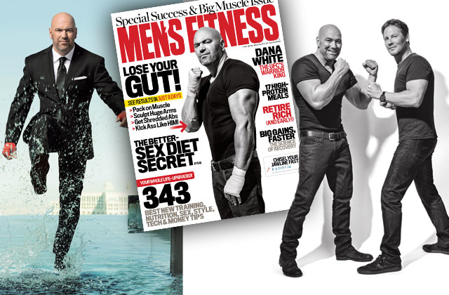 //Dana White mens fitness radar
