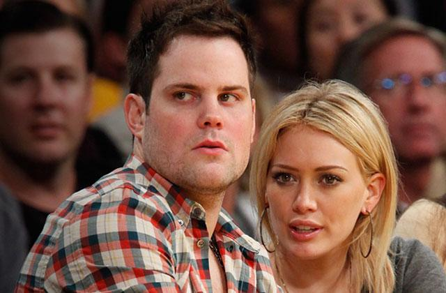//hilary duff mike comrie finalize divorce pp