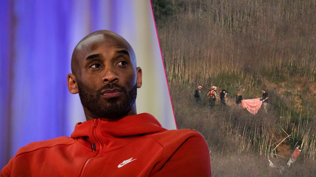 Coroner 'Recovering Bodies' At Deadly Kobe Bryant Helicopter Crash