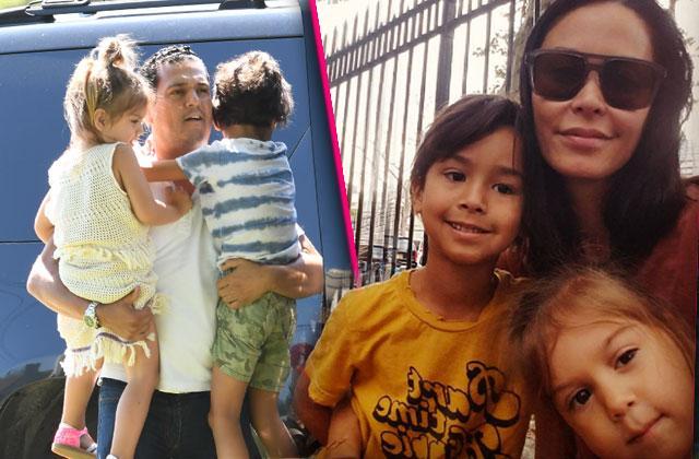 jules wainstein divorce custody children fight court michael wainstein