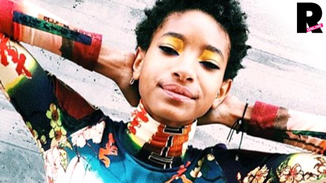 Willow Smith Topless Instagram Photo