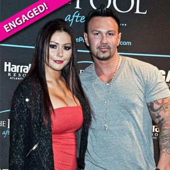 //jwoww roger mathews engaged