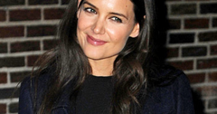 //katie holmes single life happy getty