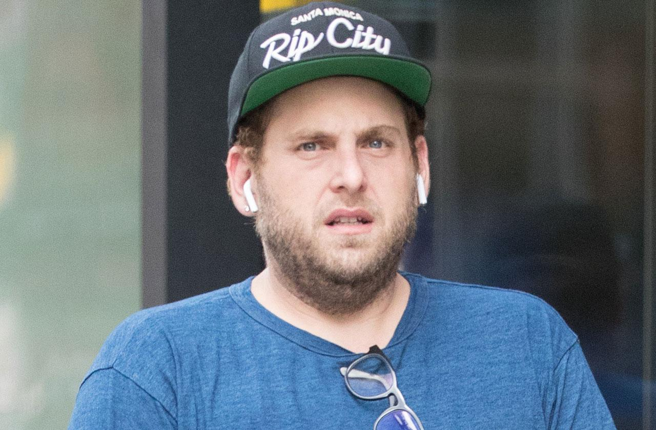 jonah hill sober howard stern brothers death