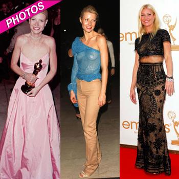 //gwyneth paltrow through years birthday