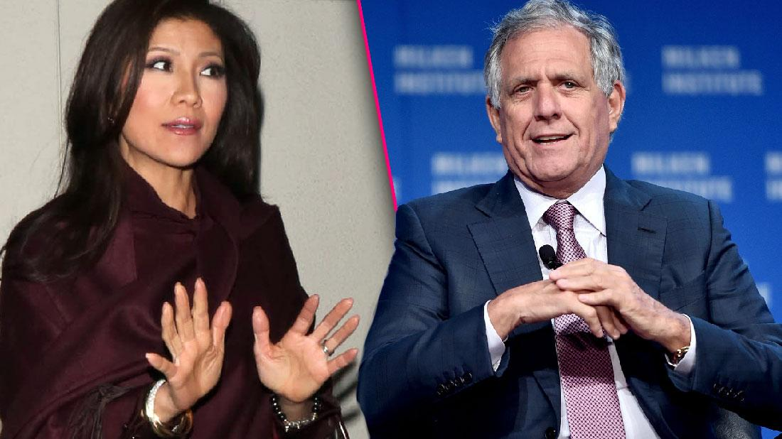 Julie Chen's Husband Les Moonves Money Woe Company Stock