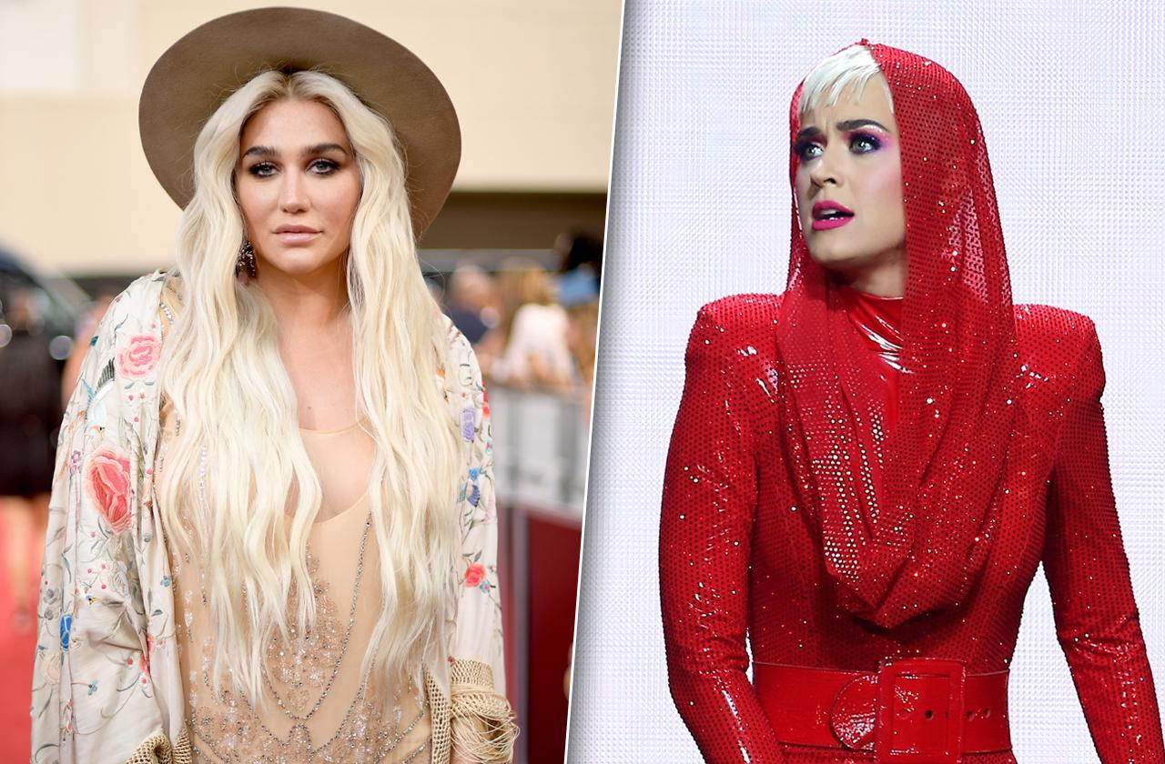 //katy perry kesha deposition sealed court hearing pp