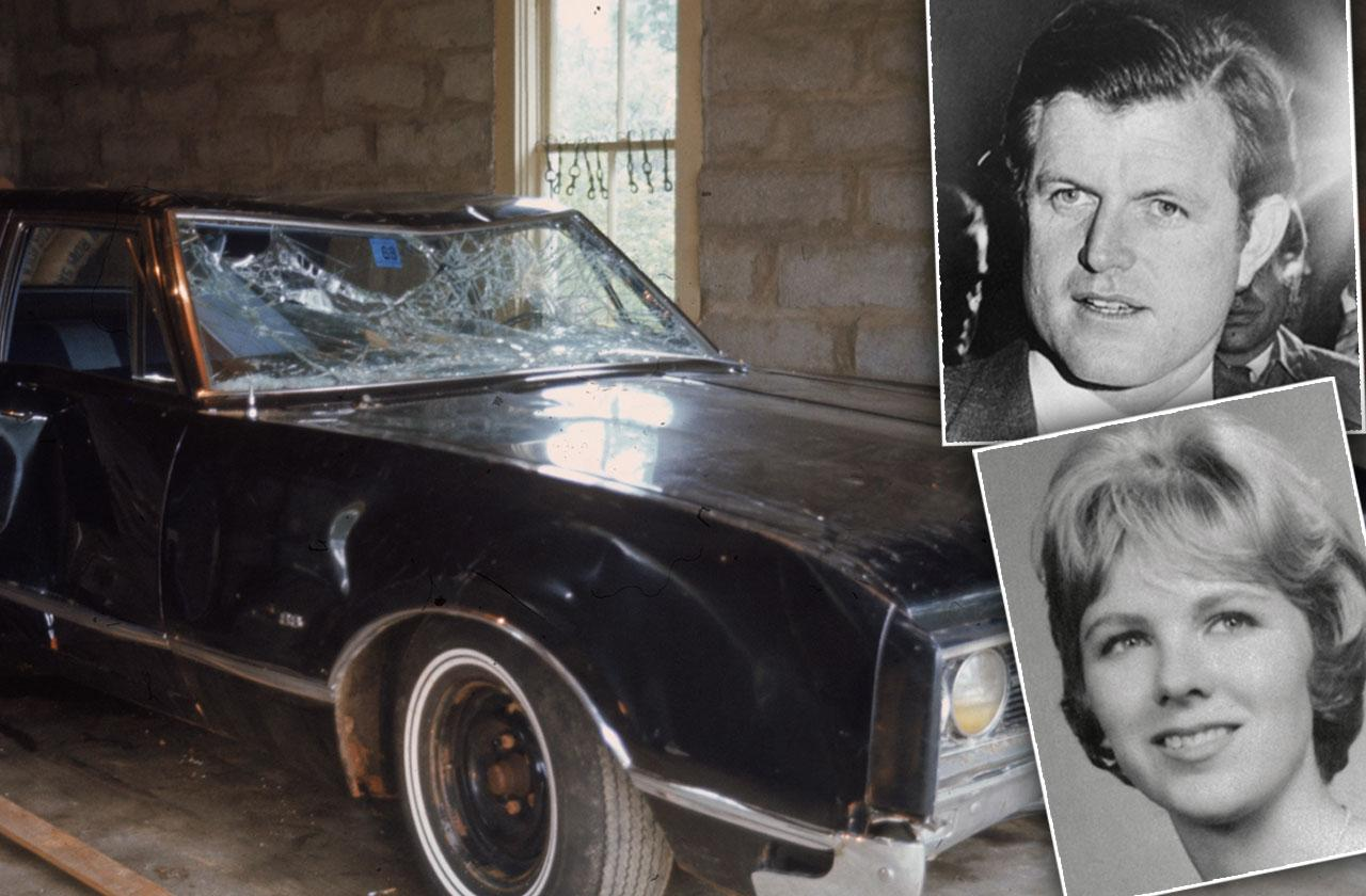 //ted kennedy crash drowning victim mary jo kopechne PP