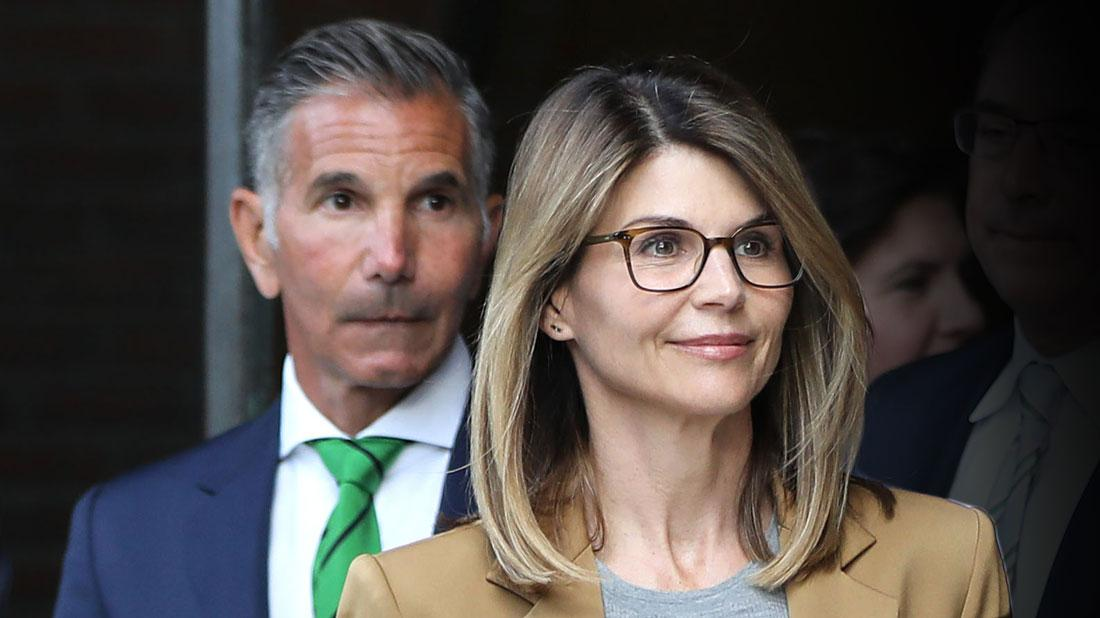 Lori Loughlin Mossimo Giannulli Plead Not Guilty College Admissions Scam