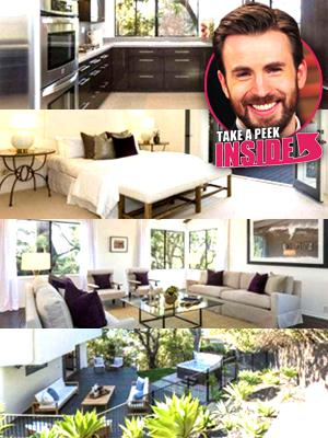//stars stripes sold captain america dreamboat chris evans parts with l a home for   million tall