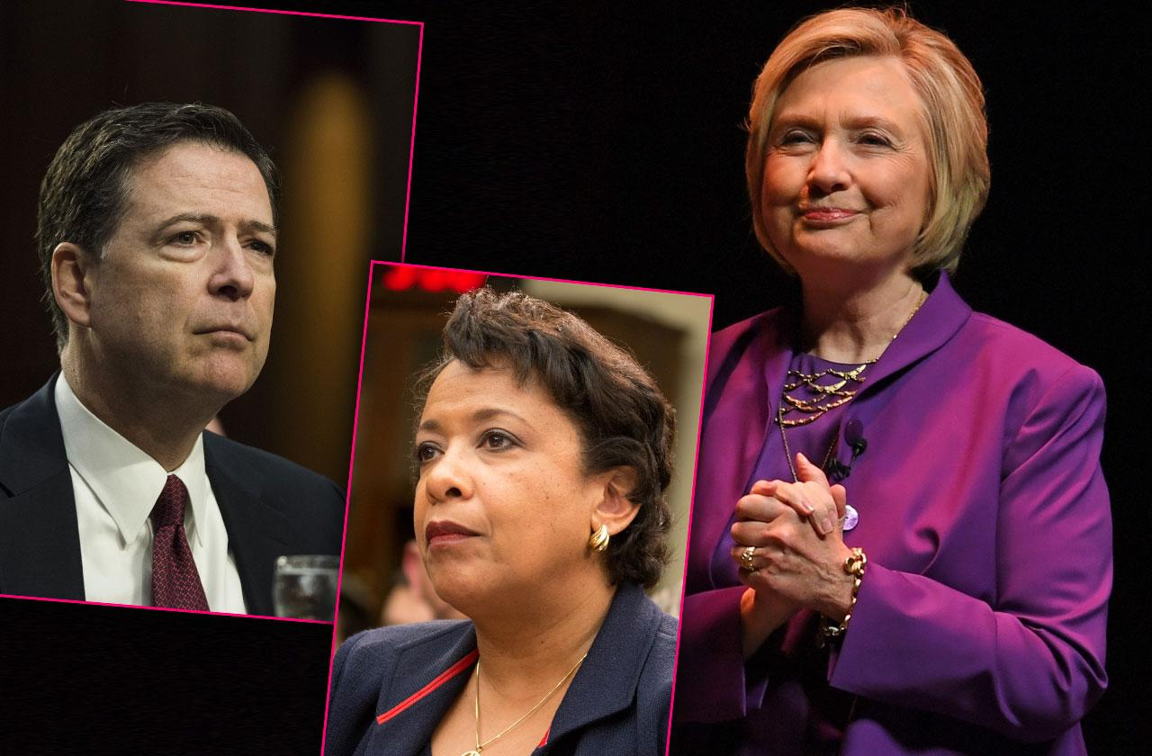 james comey autobiography reveals loretta lynch did not conduct fair investigation hillary email scandal