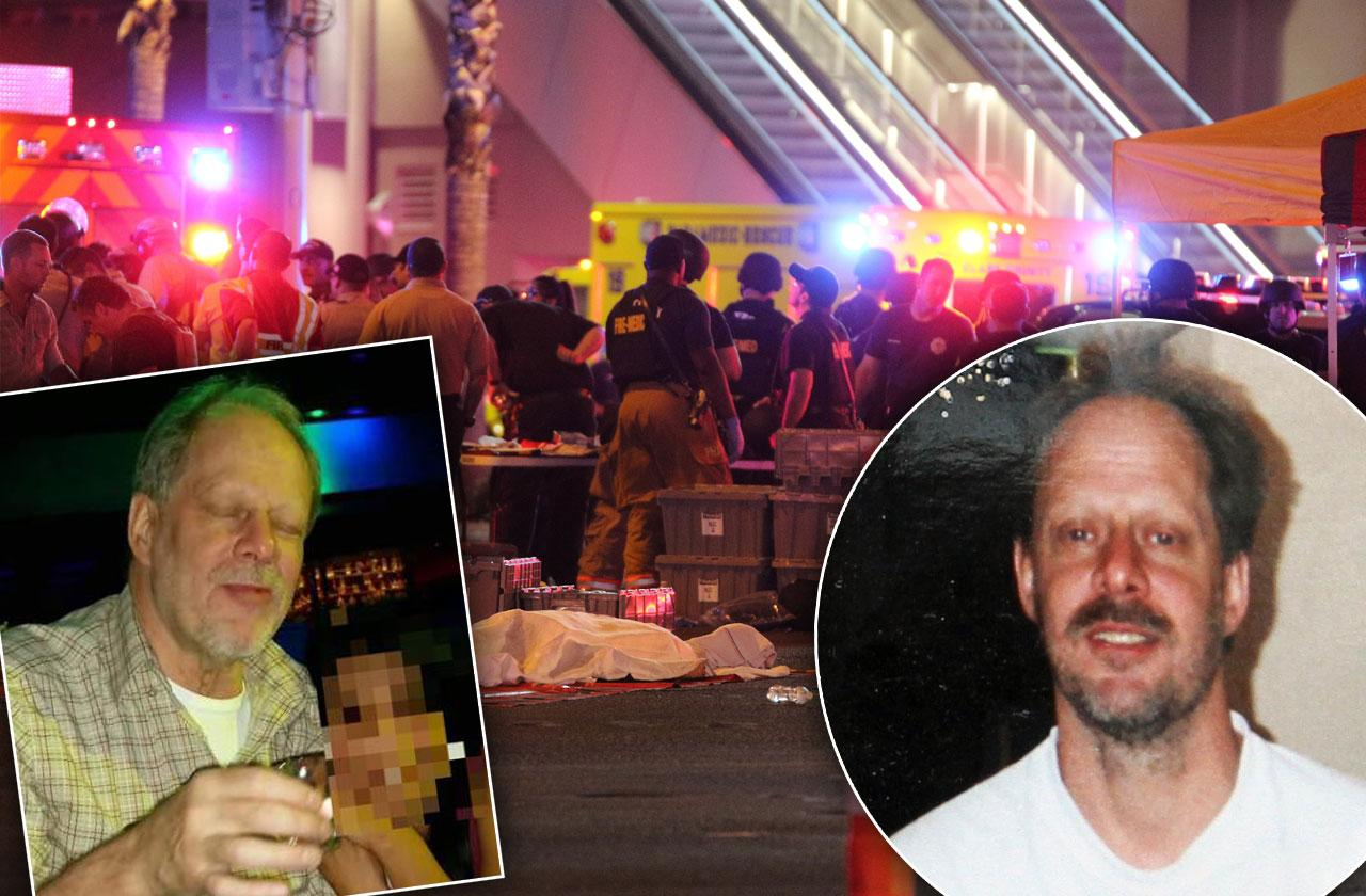 Stephen Paddock Las Vegas Shooter Photos